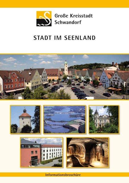 STADT IM SEENLAND - Stadt Schwandorf