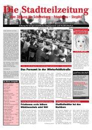 März 2007 - Stadtteilzeitung