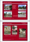Stadtumbau in Naumburg zwischen Historie und Moderne - Seite 4