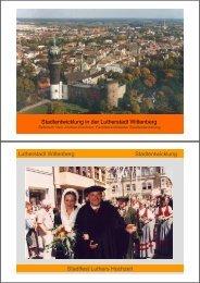 das Beispiel CAMPUS-Projekt in der Lutherstadt Wittenberg