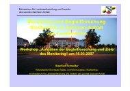 Monitoring und Begleitforschung Stadtumbau in Sachsen-Anhalt ...
