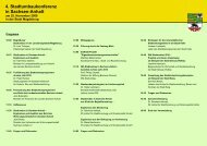 Programm (pdf) - Stadtumbau Sachsen-Anhalt
