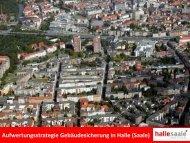 Vortrag Herr Dr. Fliegner - Stadtumbau Sachsen-Anhalt