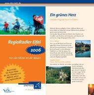 RegioRadler Eifel 2006 - Rheinland-Pfalz-Takt