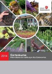 Gartenkurse-2014 - Stadtverband Regensburg der Kleingärtner e. V.