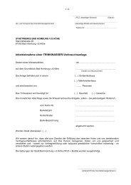 Wasser Inbetriebnahme Formular neue Adresse - Stadtwerke Bad ...