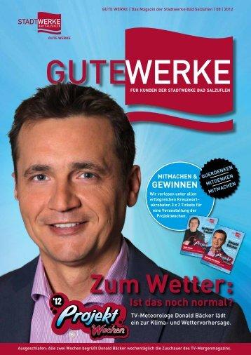 downloaden (PDF) - Stadtwerke Bad Salzuflen