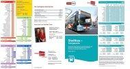 Stadtbus Linienplan - Stadtwerke Bad Salzuflen