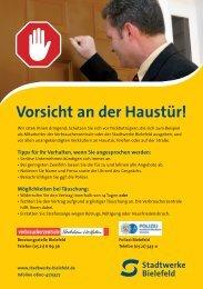 PDF (453 KB) - Stadtwerke Bielefeld