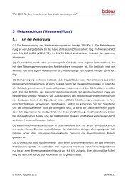 TAB_2007_Ausgabe 2011 - Energiedienst Netze GmbH