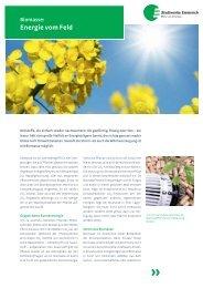 Biomasse - Stadtwerke Emmerich