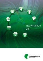 Geschäftsbericht 2011 - Stadtwerke Emmerich