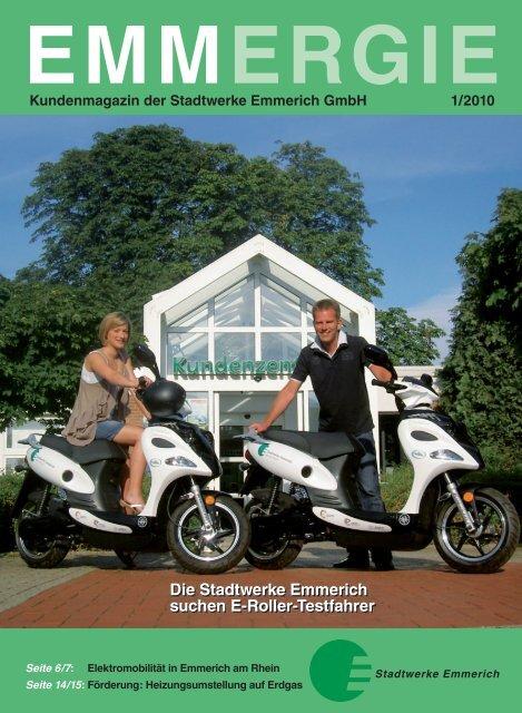 emmergie - Stadtwerke Emmerich