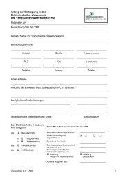 Formular zur Installateureintragung - Stadtwerke Erding GmbH