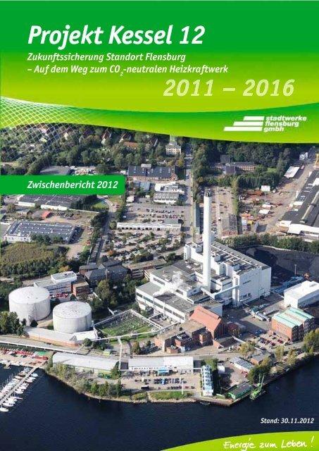 Zwischenbericht 2012 - Stadtwerke Flensburg