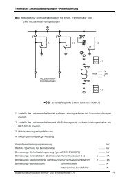 Technische Anschlussbedingungen - Mittelspannung 49 Bild 2 ...