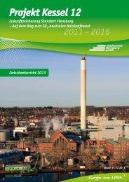 Zwischenbericht 2013 - Stadtwerke Flensburg