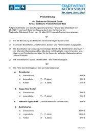 PDF, 85 KB - Stadtwerke Glückstadt GmbH