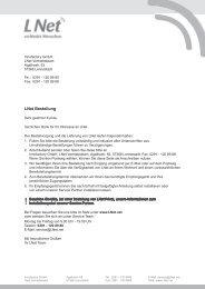 PDF (674 KB) - Stadtwerke Glückstadt GmbH