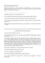 decreto legislativo 19 dicembre 2002, n. 297 - ClicLavoro