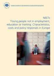 NEETs Young people not in employment, education or training ...