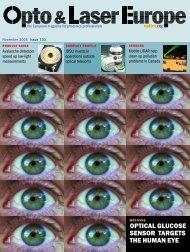 optical glucose sensor targets the human eye - DOPS - Danish ...