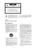 SPA12 - Fostex - Page 2