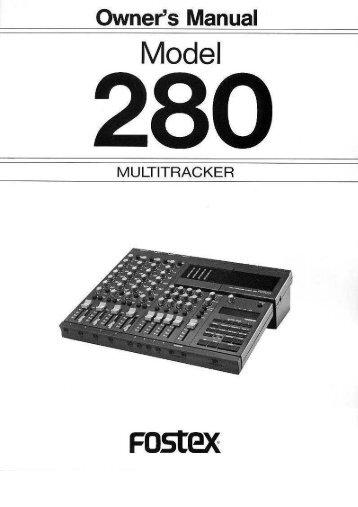 280 - Fostex