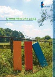 Umweltbericht 2009 klein - Stadtwerke Greven