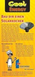 Flyer Energieexperimente (PDF) - Stadtwerke Greven