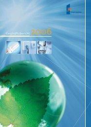 Geschäftsbericht 2006 - Stadtwerke Greven