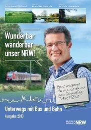 Wunderbar wanderbar – unser NRW! - ZWS
