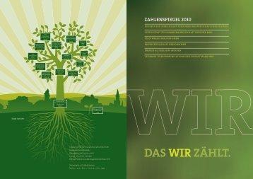 Zahlenspiegel 2010 - Stadtwerke Iserlohn