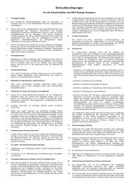 Einkaufsbedingungen MVV_Juni 2013_010613 - MVV Energie AG