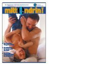 Ausgabe August 2003 - Stadtwerke Kiel
