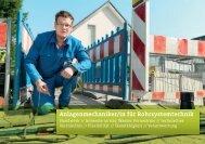 Anlagenmechaniker/in für Rohrsystemtechnik - Stadtwerke Lemgo