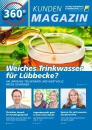 Kundenmagazin - Stadtwerke Lübbecke GmbH