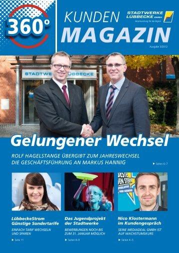 KUNDEN - Stadtwerke Lübbecke GmbH