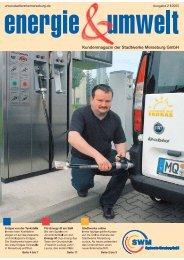 energie & umwelt - Ausgabe 2/2005 - Stadtwerke Merseburg