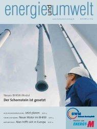 Energie & Umwelt - Stadtwerke Merseburg