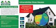 Infrarotbilder Ihres Hauses - Stadtwerke Mühlhausen GmbH