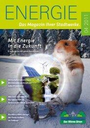 4/2011 - Stadtwerke Mühlhausen GmbH