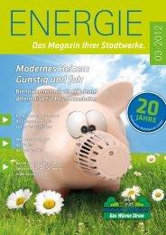 3/2012 - Stadtwerke Mühlhausen GmbH