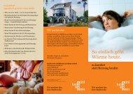 Informationsbroschüre m.komfort - Stadtwerke Mühlheim am Main