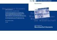 Zum Antrag für den Berufsschul-Ausweis