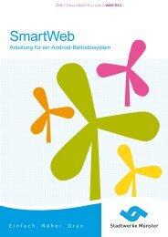 SmartWeb - Stadtwerke Münster