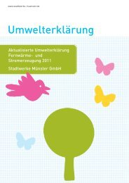 Dokument 1.pdf - Stadtwerke Münster