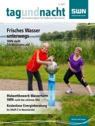 Ausgabe 3/2013 als PDF herunterladen - Stadtwerke Neumünster