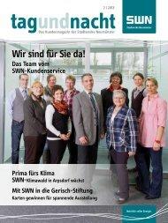 Ausgabe 2/2013 - Stadtwerke Neumünster