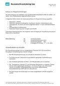 Hausanschlusskatalog Gas - Stadtwerke Pforzheim - Page 7
